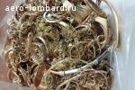 Сломанные золотые ювелирные изделия и обручальные кольца